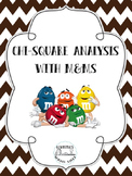 Chi-Square Analysis with M&Ms