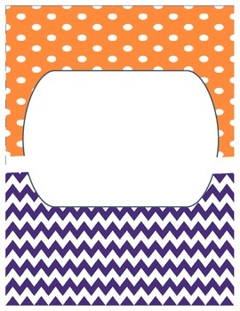 Chicago Bears Themed Binder Cover