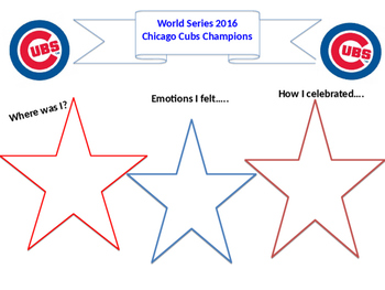 Chicago Cubs World Series Champs!