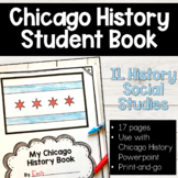 Chicago History Book for meeting Social Studies History St
