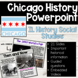 Chicago History Powerpoint! Meet your IL Social Studies Hi