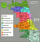 Chicago Neighborhood Graphing Project