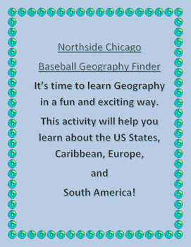 Chicago Northside Baseball Geography Finder