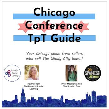 Chicago TpT Forward Conference 2020
