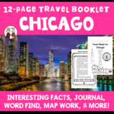 Chicago Vacation Travel Booklet