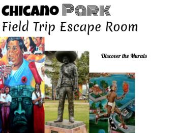 Chicano Park Escape Room for Field Trips