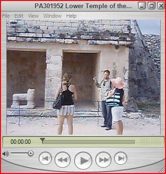 Chichen Itza Tour Sampler of Lower Temple of Jaguars