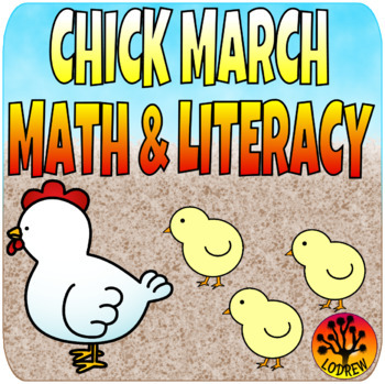 Chick Centers Spring Activities Farm Centers Tally Marks C