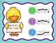 Chick Challenge Melody Game and Activities: Do