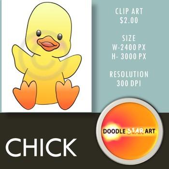 Chick Clip Art