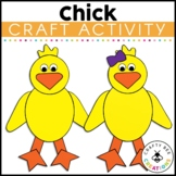 Chick Craft | Life Cycle of a Chicken | Farm Animal Activity | Farm Craft