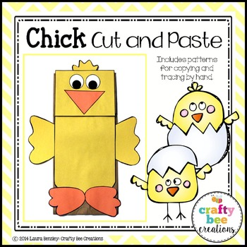 Chick Cut and Paste