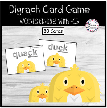 Chick Digraph Game (ck)