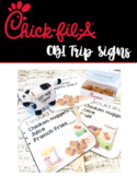 Chick Fil A CBI Trip