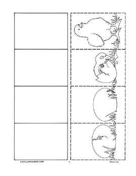 Chick Hatches (Sequencing)