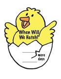 Chick Hatching Countdown