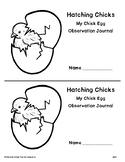 Chick Hatching Journal