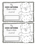 Chick Hatching Journal Pages