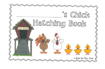 Chick Hatching Student Booklet