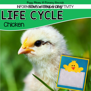 Chick Informative Writing & Craftivity (Common Core Aligned)