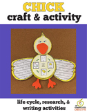 Chick Life Cycle Activity