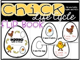 Chick Life Cycle Flip Book