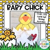 Farm Baby Chick Life Cycle Craft: Spring or Fall