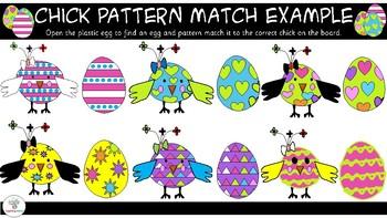 Easter Egg Match Up