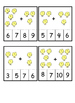 Chick Number Clip Addition Game