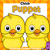 Chick Puppet | Easter Craft Activity