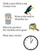 Chick-a-ma Chick-a-ma Craney Crow