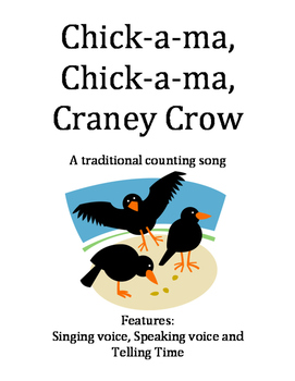 Chick-a-ma Chick-a-ma Craney Crow