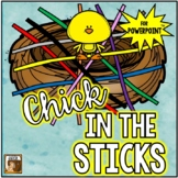 Chick in the Sticks:  An Interactive Game for PowerPoint