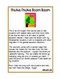 ChickChickaBoomBoom Special Needs Art Project