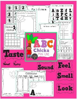Chicka ABC {A Mini Unit}