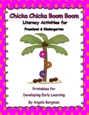 Chicka Chicka Boom Boom ABC Literacy Activities