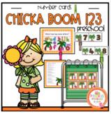 Chicka Boom 123 Cards
