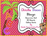Chicka Boom Bingo Classroom Set & Calling Cards Letter Rec