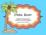 Chicka Boom Matching Games