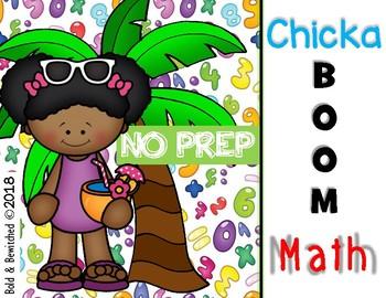 Chicka Boom Math NO PREP