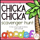 Chicka Chase School Scavenger Hunt