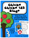 Chicka Chicka 123 Bingo
