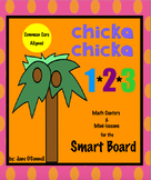 Chicka Chicka 123! Math Activities & Centers for the Smart Board