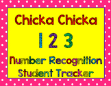 Chicka Chicka 123 Student Numbers Tracker / Activity