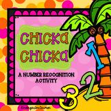 Chicka Chicka 123 activity