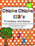 Chicka Chicka 123's