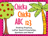 Chicka Chicka ABC 123: Letter & Number Practice