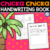 Chicka Chicka Boom Boom ABC Handwriting Book
