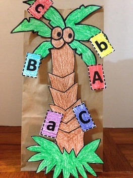 Chicka Chicka ABC Puppets and Activities