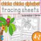Chicka Chicka Alphabet Literacy Bundle (Preschool/Kindergarten)